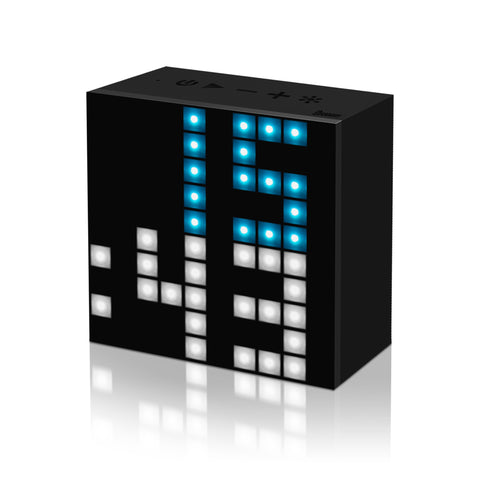 Divoom Aurabox LED Bletooth Speaker - (Black)