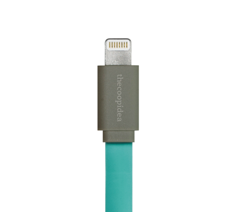 thecoopidea Pasta Lightning Cable Flat 1M