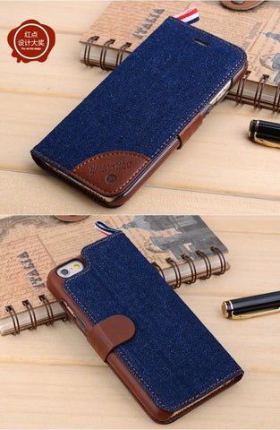 Kajsa Denim Multi Angle Case for iPhone 6 for iPhone 6 / 6 plus