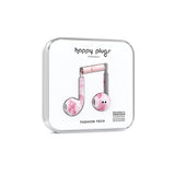 Happy Plugs Earbud Plus - Pink Marble