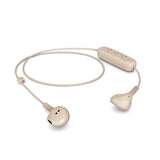 Happy Plugs Earbud Plus Wireless - Nude