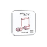 Happy Plugs In-Ear - Pink Gold