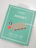 theCoopidea NUGGET 4USB-C Hub for Mac & PC