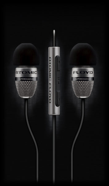 Atomic Floyd SuperDarts Ti + Remote In Ear - Titanium