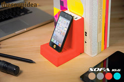 thecoopidea Sofa 10.6A Bookend 5 USB Charging Station