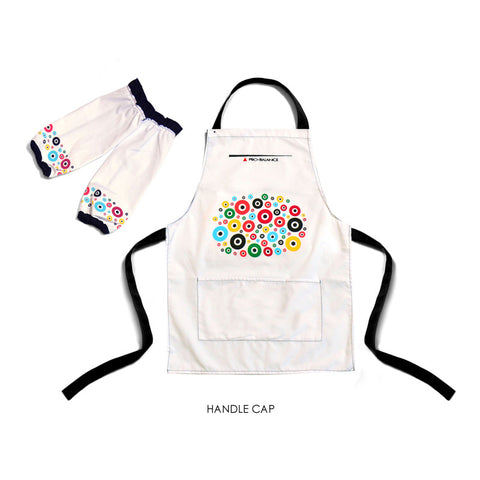 Kids Apron with sleeves
