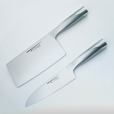 Chinese Knife 2pcs Set