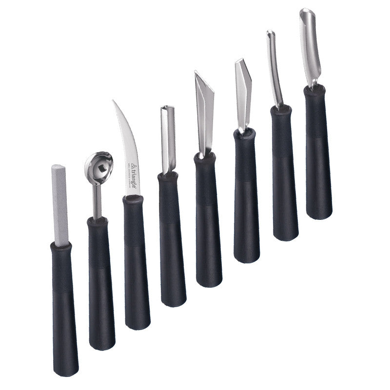 "Carving Tool Set ""Professional"", 8 pieces"