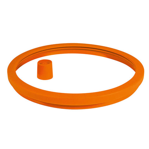 24CM SIZZLE  SILICONE GASKET
