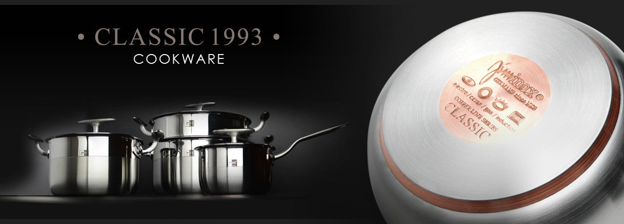 Classic 1993 Stainless Steel Cookware