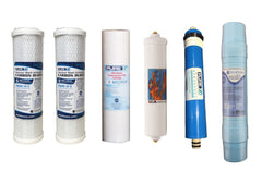 Reverse Osmosis Water Systems - Premium Model SN105 Combo Set (Antioxidant Alkaline Filter)