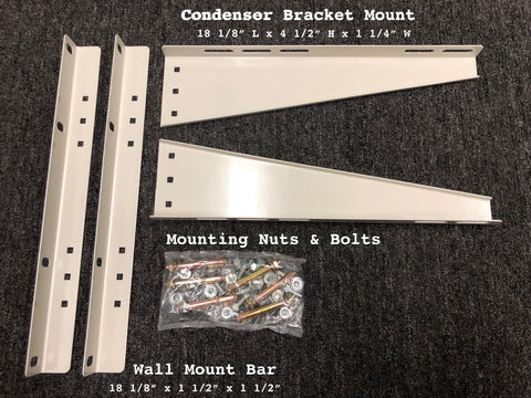Universal Outdoor Wall Mount Bracket