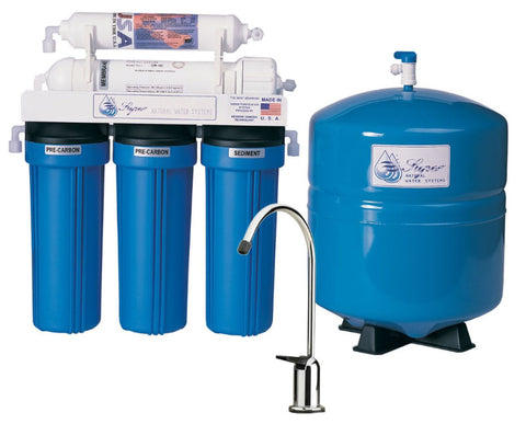 superair modelsn101 reverse osmosis 5 stage filtration system