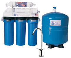 SuperAir Model-SN101 Reverse Osmosis 5 Stage Filtration System