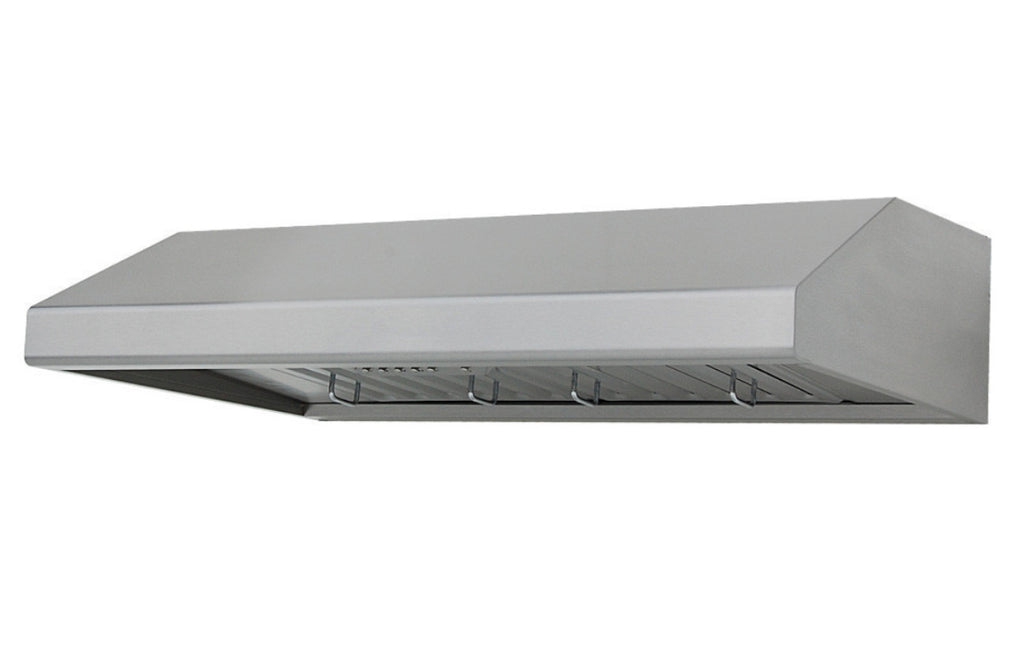 "SuperAir Model-WS-38U36 Stainless Steel under Cabinet 36"" Range Hood"
