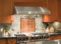 "SuperAir Model-WS-5536 Stainless Steel 36"" Range Hood"