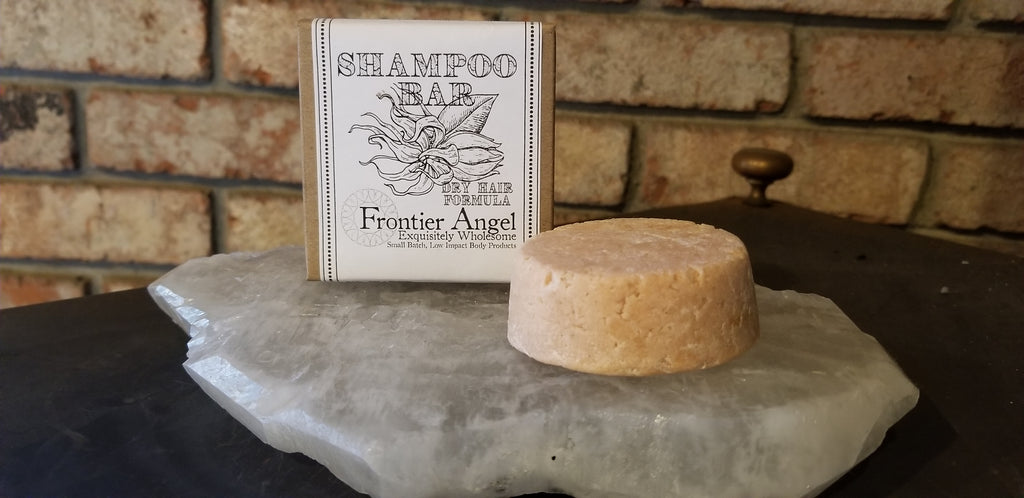 Shampoo Bars - Formulated for Dry Hair