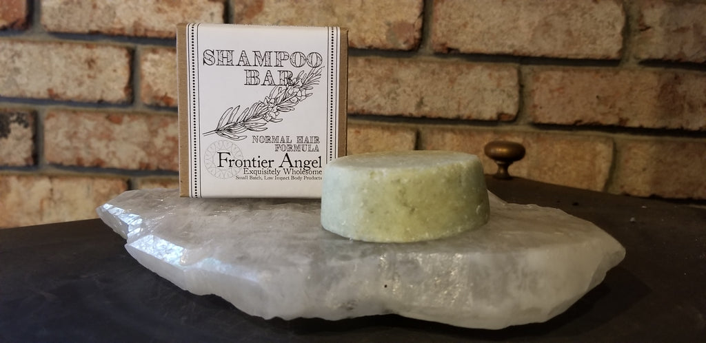 Shampoo Bars - Formulated for Normal Hair
