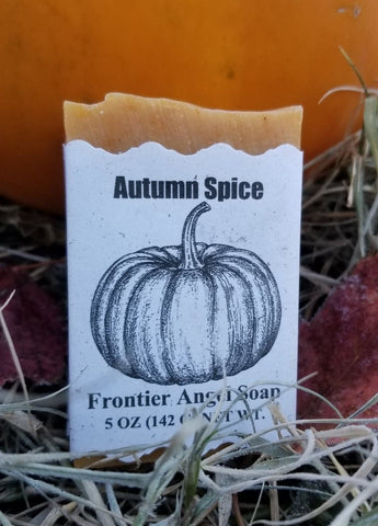Autumn Spice Bar Soap (Formerly Pumpkin Spice)