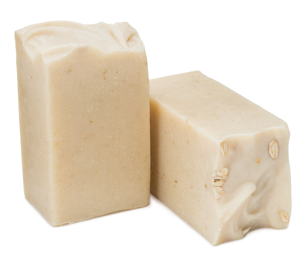 Milk + Oats Soap (unscented)