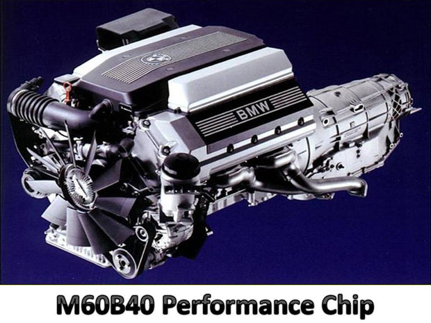 1993 - 1994 E32 740I - M60B40 Performance Chip