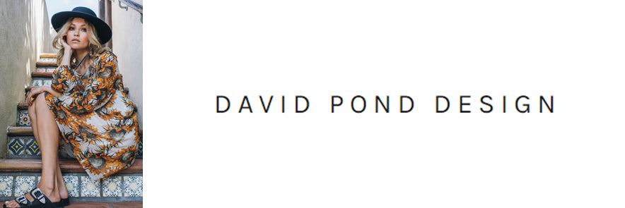 Meet the Brand: David Pond