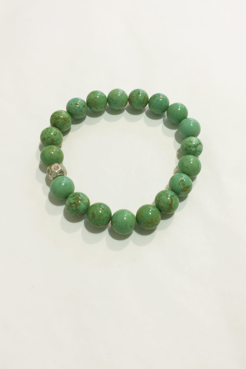 Jewellarto Green Apple Bracelet