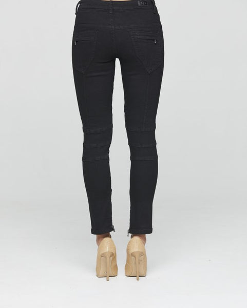 New London Jeans Derby Black