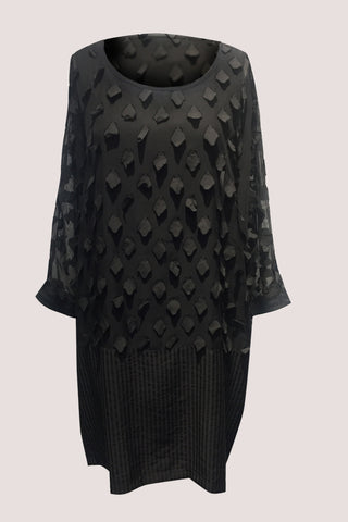 Deeanne Hobbs Feather Dress