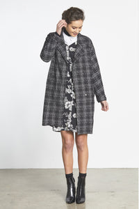 Random Label Duster Coat