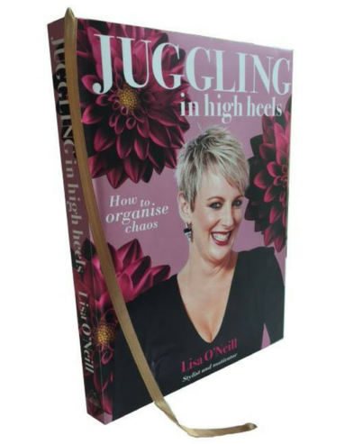 Juggling in High Heels Book by Lisa O'Neill