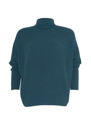 Loobie's Story Sophia Sweater in Teal
