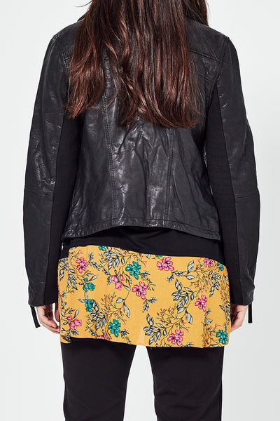 Lemon Tree Minnie Leather Jacket