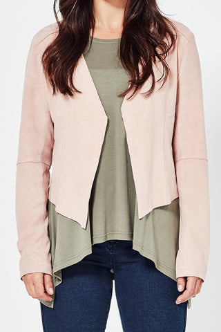 Lemon Tree Sadie Suede Jacket