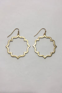 Four Corners Morrocan Earrings