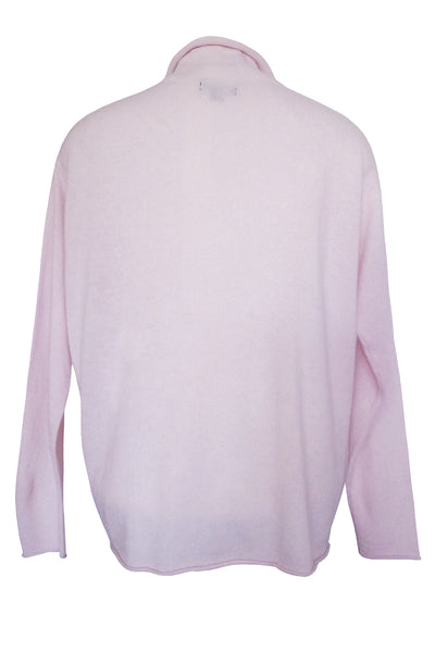 Random Label Hazel Sweater in Pink