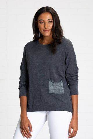 Ridley Pocket Sweater