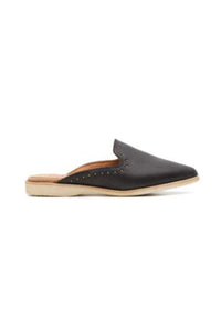 Rollie Madison Mule Black Studs