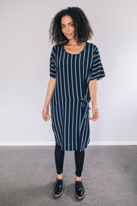Staple + Cloth Trade Wind Dress in Stripe