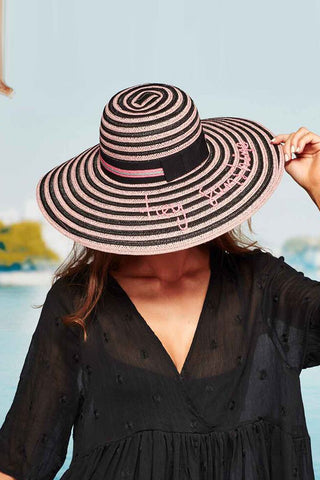 Curate Hey Sunshine Hat Pink