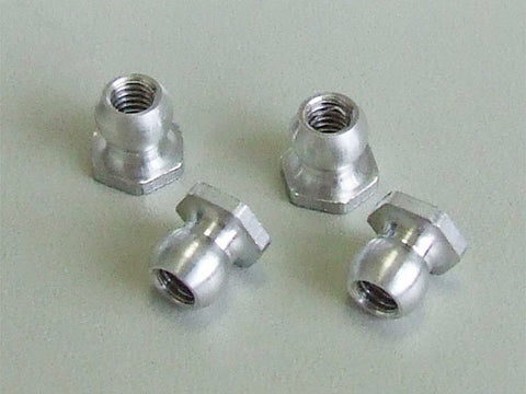 AJ4804 - JOINT BALL NUT Dia.4.8:4pcs.