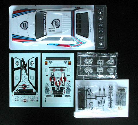 EZRL2382 CARROZZ. VERNIC. LANCIA DELTA S4 +DECALS+ACCESSORI