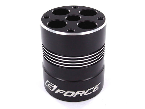 GFORCE - Supporto Ammortizzatori / Shock Holder Black G0080