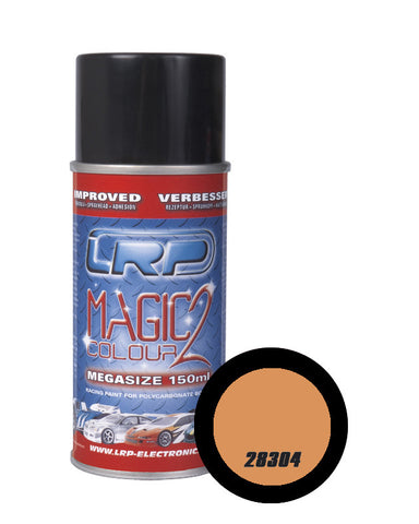LRP 28304 - Lexan Colour Magic Colour 2 Luminous Orange 150ml