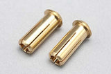 (()) - RP-054 - Racing Performer 24K Gold plug (Φ5mm/2 pcs)