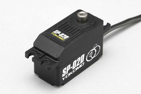 SP-02D - SP-02D RWD Drift spec Digital coreless servo(Low profile)