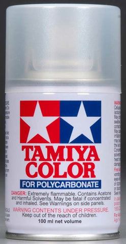 TAMIYA PS-58 PEARL CLEAR SPRAY CAN