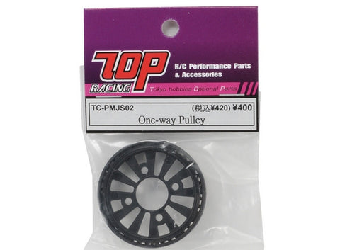 TC-PMJS02 One-Way Pulley?