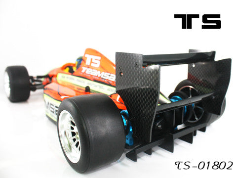 TS-01802 Carbon Fibre Rear Wing