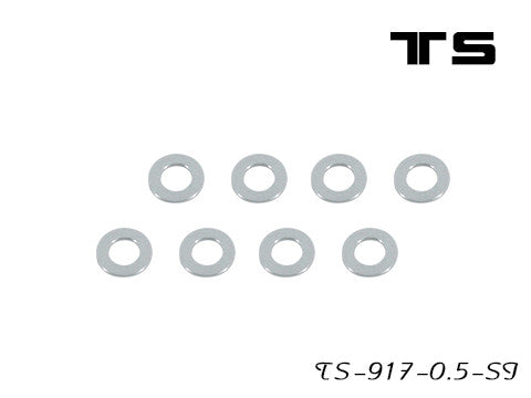 TS-917-0.5-SI Alumium washer(3*5.5*0.5)